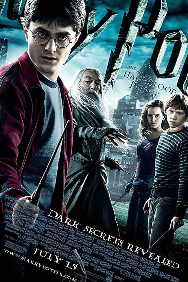 Harry Potter and the Half Blood Prince (2009)