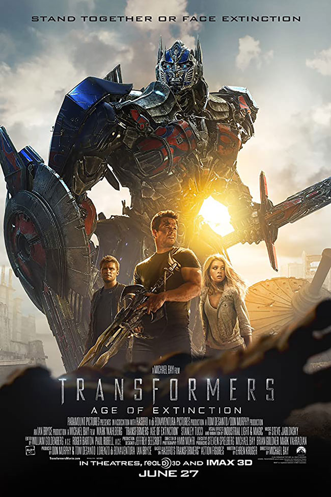 Transformers, Age of Extinction (2014)