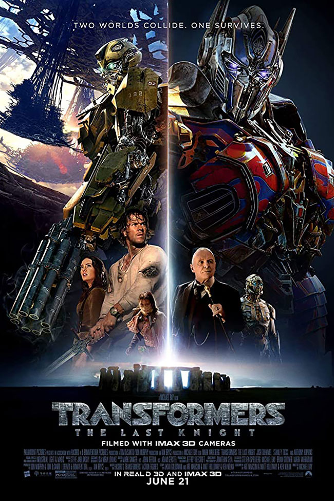 Transformers, The Last Knight (2017)
