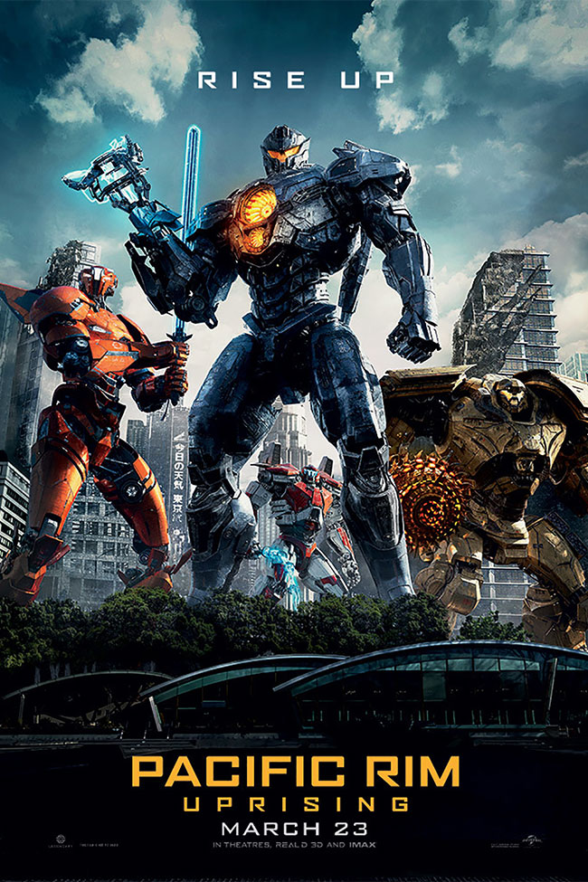 Pacific Rim, Uprising (2018)