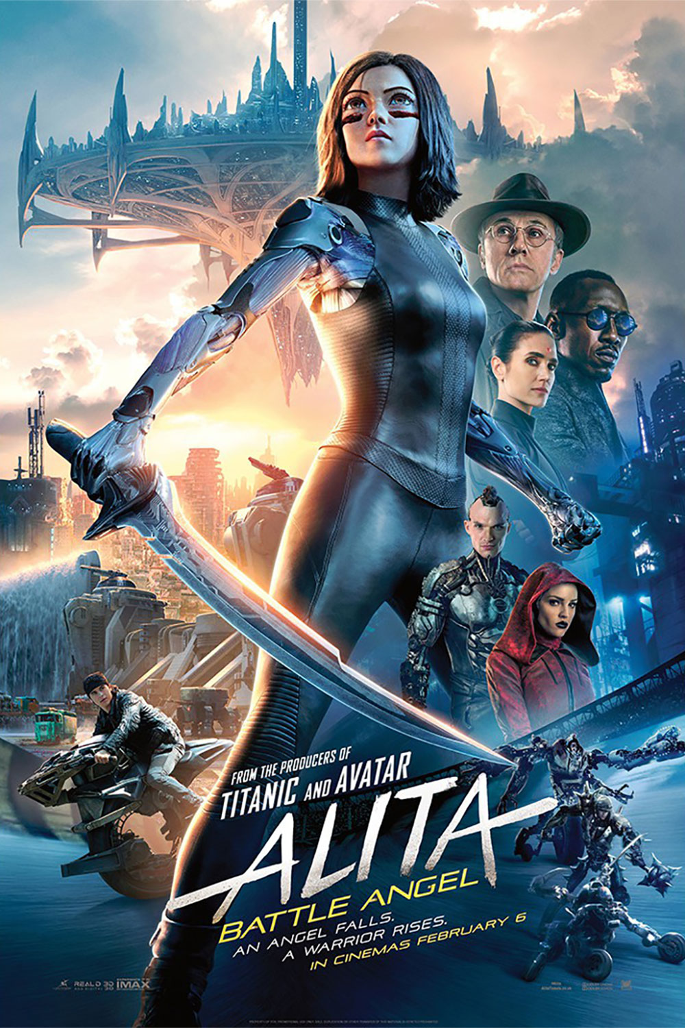 Alita, Battle Angel (2019)