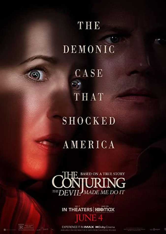 The Conjuring, The Devil Made Me Do It (2021)
